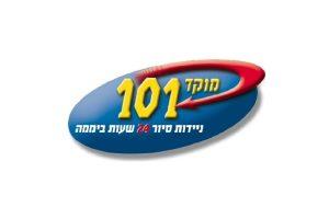 לוגו מוקד 101